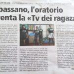 """La TV DEI RAGAZZI: un articolo su """"LA VOCE E IL TEMPO"""""""