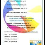CRESIME ADULTI 2020: calendario incontri di preparazione