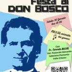 Festa di DON BOSCO: sabato 30 gennaio 2021 ore 18 Santa Messa con Sr. Carmela Busia