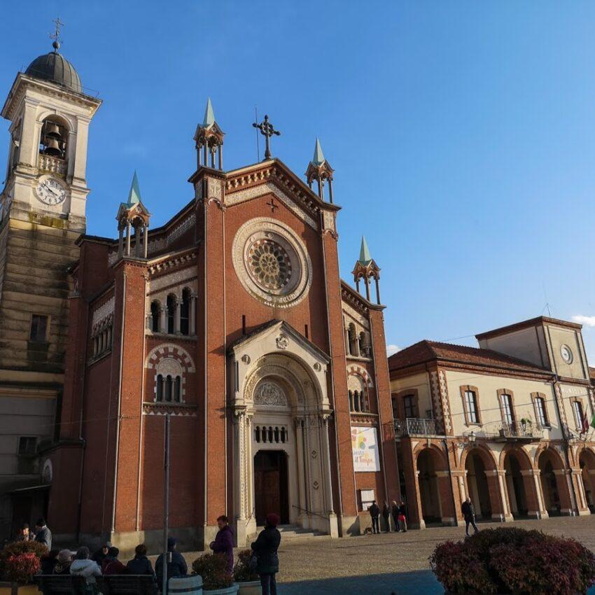 Chiesa San Giovanni Battista - Orbassano (TO). Foto realizzata da Rosalba Albera