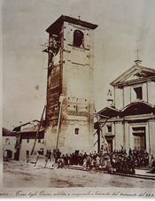 Chiesa parrocchiale San Giovanni Battista - Orbassano 1888