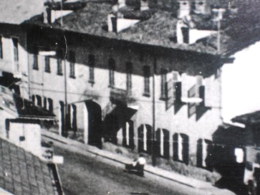 Scuola materna don Giordano prima sede in via Roma Orbassano