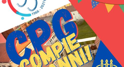 CPG compie 55 anni!